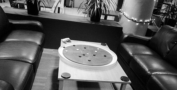 Crokinole | The Board Room Game Cafe